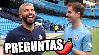 RETO a Sergio el Kun Aguero a unas preguntas en la cancha del Manchester City!! El video más gracioso de la historia de mi canal jajaja porque esto es más que fútbol!!  HAZ VIDEOS CONMIGO: https://www.youtube.com/FranMG/join  SUSCRIBITE a mi NUEVO CANAL!! https://www.youtube.com/FranMG10?sub_confirmation=1  Like & Suscribite! :D http://www.youtube.com/user/TheFranMG?sub_confirmation=1  Seguime en mi Instagram: http://instagram.com/fran Seguime en Twitter: http://twitter.com/Fraaanchuuu Dame like en Facebook: http://facebook.com/TheFranMG  Reacciones de amigos al Colombia vs Argentina 2-0 Copa América 2019