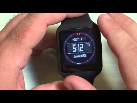 Recensione Sony Smartwatch 3, il migliore con Android Wear