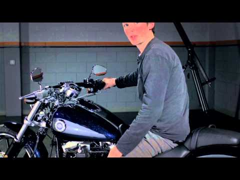 Harley-Davidson® Breakout™ Styling Film