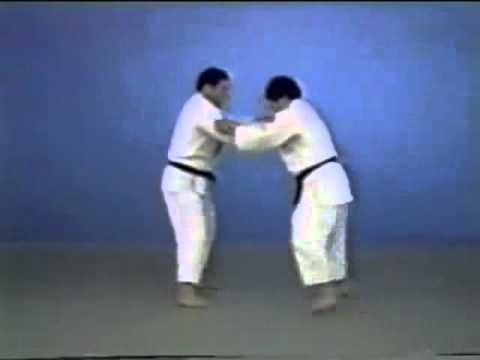 Judo - Morote-gari