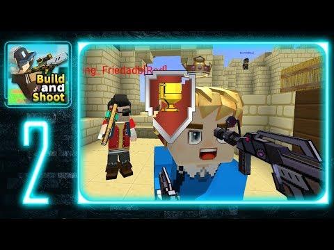 Blockman Go Build and Shoot - Gameplay Walkthrough Part 2