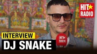 """DJ SNAKE: """"VOUS AVEZ DE LA CHANCE D'AVOIR UN ROI COMME MOHAMMED VI"""""""