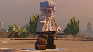 LEGO Marvel's Avengers - Stan Lee Free Roam Gameplay