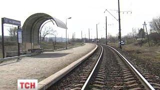 На Київщині двоє закоханих лягли під потяг
