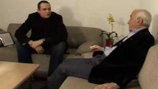 CHARLES AZNAVOUR REPREND DU JAZZ BFM TV