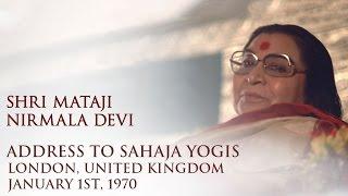 Meditazione guidata da Shri Mataji per Muladhara e Swadisthan thumbnail