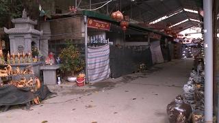 Tin Tức 24h: Chợ gốm truyền thống Bát Tràng đột ngột đóng cửa