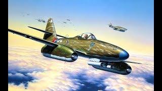 Необычные самолёты Германии времен 2 мировой войны/самолёты изменившие мировое авиастроение!