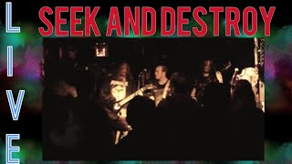 Answer With Metal - Seek and Destroy (live)