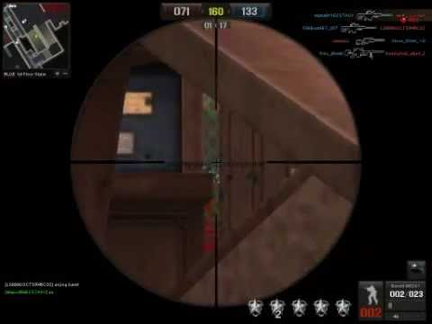 Video Barreta + Quick Change  Point Blank Garena