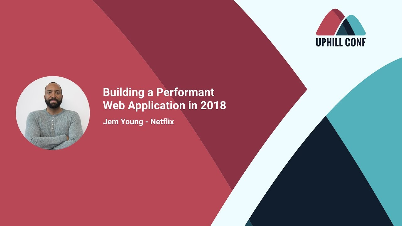 Building a Performant Web Application