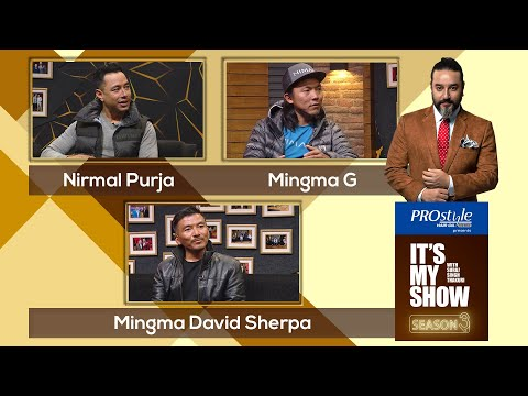 Nirmal Purja, Mingma G & Mingma David Sherpa | It's My Show S03 E53 | 06 February 2021