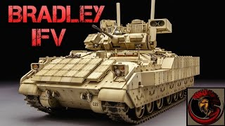 The M2 Bradley Infantry Fighting Vehicle - Overview + Opinions