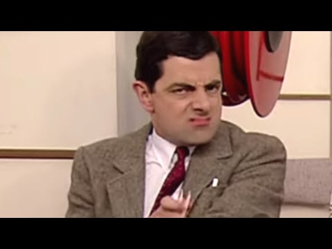 Wait Mr Bean | Funny Episodes | Classic Mr Bean