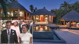 Pippa Middleton Honeymoons on Private Island Once Owned by Marlon Brando