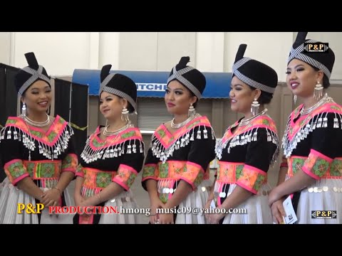 Stockton Hmong New Year 2017-2018 First Day