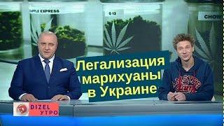 Кого в Украине будут лечить марихуаной? | Дизель новости