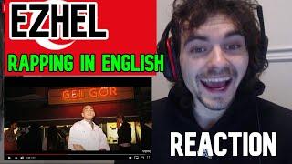 Canadian Reacts - Ezhel, Kelvyn Colt - LINK UP 🇹🇷