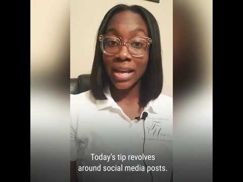 Car Accident on Social Media