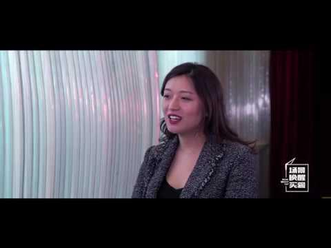 Epson LightScene projectors' customer story: Scene Wakeup Test by Hi Design Agency, Beijing