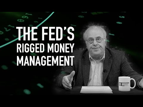 Economic Update: The FEDs Rigged Money Management [Trailer]