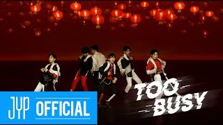 """BOY STORY """"Too Busy (Feat. Jackson Wang(王嘉尔))"""" Performance Video"""