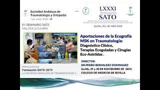 Presentación 81º SEMINARIO SATO ECO MSK Ponentes Tarde viernes