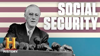 Here's How the Great Depression Brought on Social Security | History