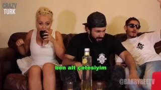Manken Kızla Soyunma Cezalı Fifa 16 Oyunu! Türk Yapımı Türkçe Altyazılı