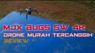 MJX BUGS 5W 4K | Drone Murah Tercanggih | kamera 4k