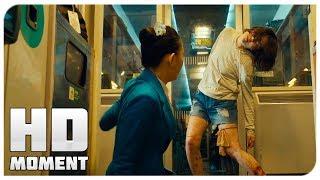 Первое нападение зомби - Поезд в Пусан (2016) - Момент из фильма