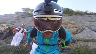 """My """"I'm Awesome"""" BASE video from Monte Brento and Lauterbrunnen summer 2015"""