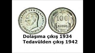 Geçmişten Günümüze Türk Paraları - Madeni paralar - Turkish currency