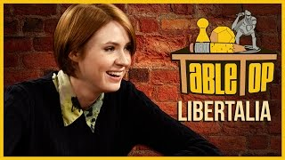 Карен Гиллан, Libertalia: Seth Green, Karen Gillan, and Clare Grant Join Wil on TableTop