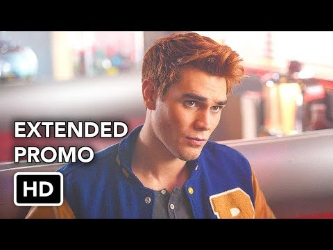 """Riverdale 3x14 Extended Promo """"Fire Walk With Me"""" (HD) Season 3 Episode 14 Extended Promo"""