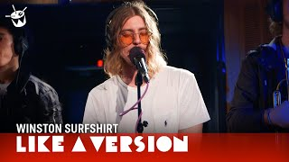 Winston Surfshirt cover 50 Cent '21 Questions' for Like A Version