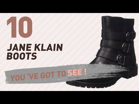 Jane Klain Boots For Women // New & Popular 2017