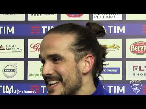 Preview video Le parole di Alejandro Rodriguez al termine dell'amichevole Empoli-Perugia