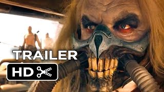 Mad Max: Fury Road - Official Comic-Con Trailer