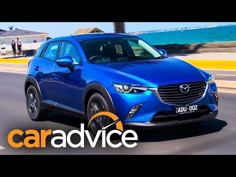 Mazda CX-3 Review 2015 (MY 2016)