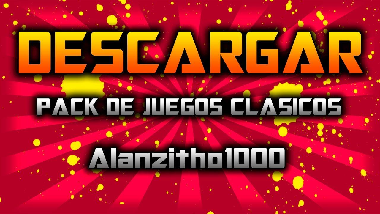 Descargar juegos clasicos 1 link Mediafire (2012) 100% Full Crackeado