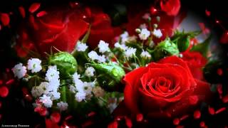 Эти розы для тебя !