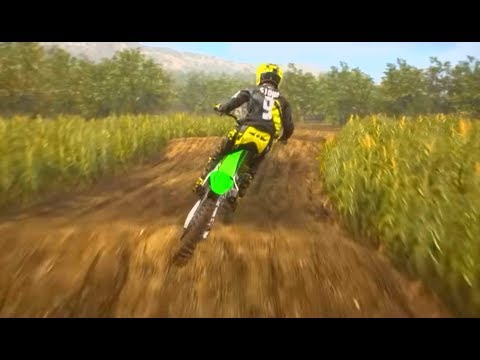 Supercross The Game 2 - New Gameplay - PS4 / XBOX ONE / PC thumbnail