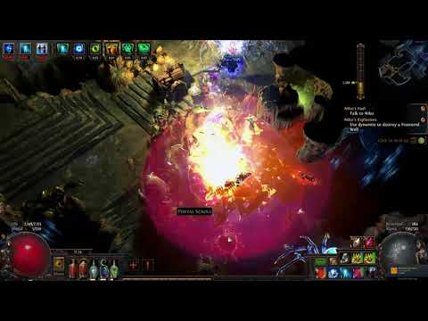 Path of Exile] Legion league continues - 40% of players are Spinny