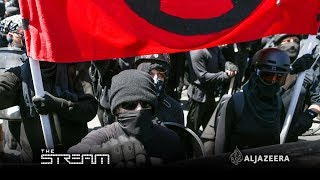 The Stream - Is antifa fighting fascism or raising its profile?