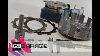 Clutch Basket Repair - 1992 RM250 Restoration - Episode 6
