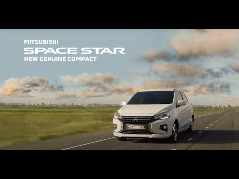 NEW SPACE STAR Promotional Video (30sec) [MITSUBISHI MOTORS]