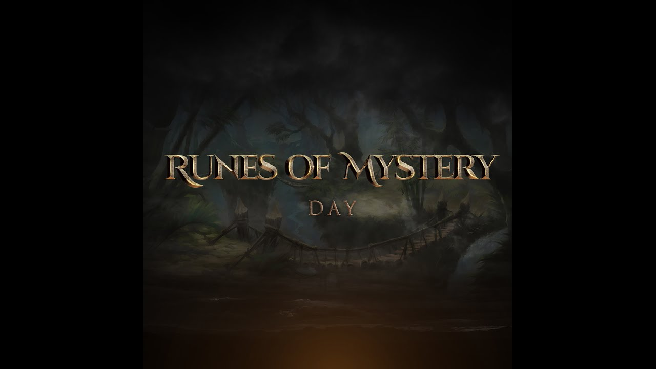Runes of Mystery: Day