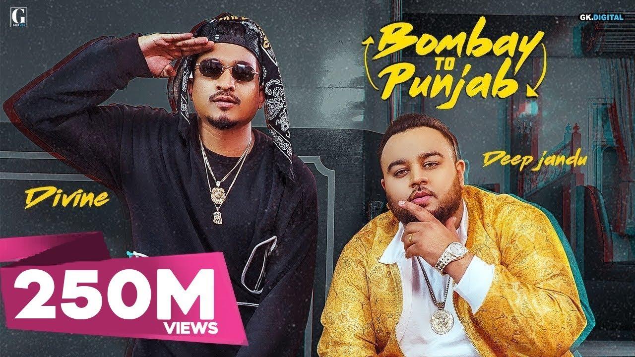 BOMBAY TO PUNJAB hindi song lyrics