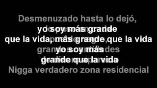 Chris brown Bigger Than Life  ft Tyga and Birdman (subtitulado en español)